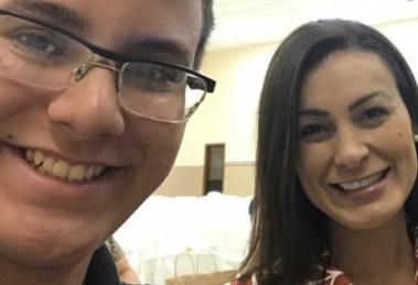 Filho de Andressa Urach desistiu de ir para igreja e revoltou a ex-peoa (Foto: Reprodução/ Instagram)