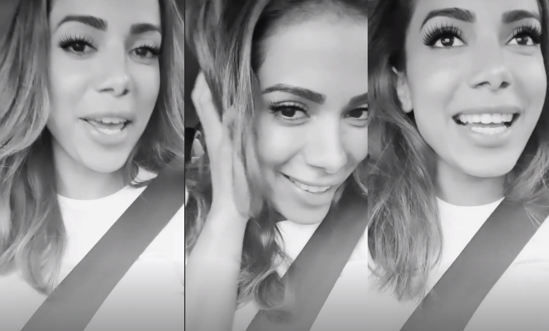 A cantora estará em novela da Globo Amor de Mãe (Foto: Reprodução) Anitta