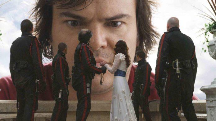 Globo vai exibir o filme As Viagens de Gulliver na Sessão da Tarde de hoje (Foto: Reprodução)