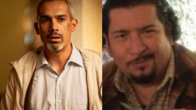 São Jorge Navarro Sánchez e Luis Gerardo Rivera morreram durante gravação de série (Foto: Montagem)
