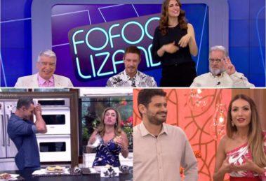 Mais Você e Encontro fazem Globo passar vexame e Fofocalizando cresce. Foto: Reprodução