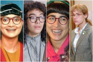 As versões de 'Betty a feia' pelo mundo (Foto: Reprodução)
