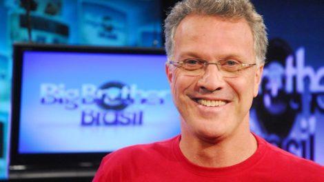 Pedro Bial foi o primeiro apresentador do BBB na Globo - Foto: Reprodução