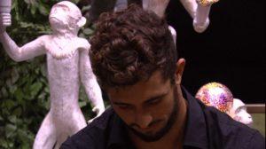 Chumbo é o primeiro eliminado do BBB20 (Foto: Reprodução)