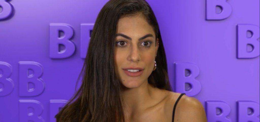 Mari Gonzalez é uma das participantes do reality show da Globo, BBB 20. (Foto: Divulgação)