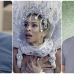 Bom Sucesso tem Alberto, Batista e Paloma como seus personagens (Foto: Montagem/TV Foco)