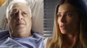 Bom Sucesso Paloma fará contato sobrenatural com Alberto (Montagem: TV Foco)