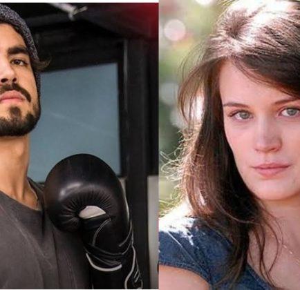 Caio Castro e Bianca Bin Foto: Reprodução