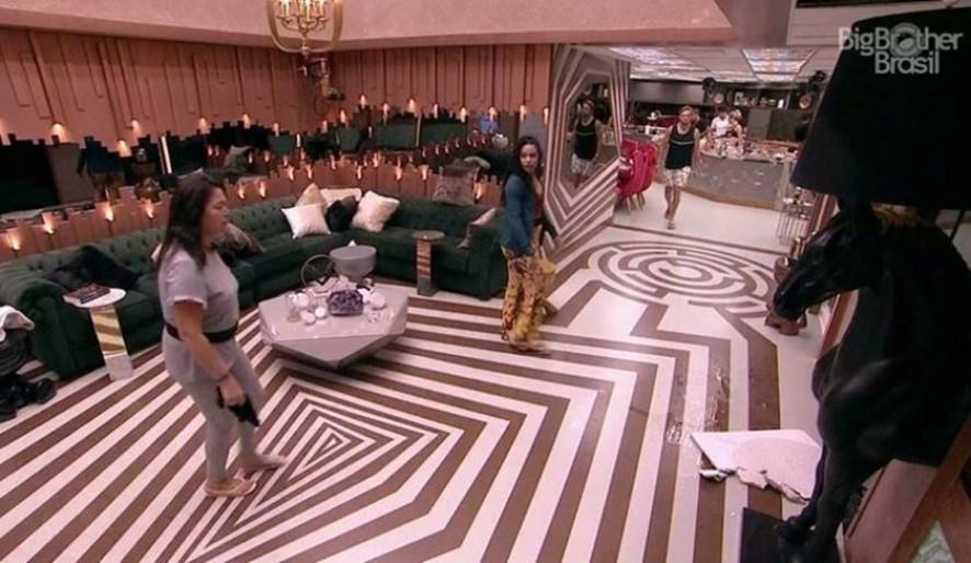 Casa do BBB20 promete releituras de outras temporadas (Foto: Reprodução) Globo