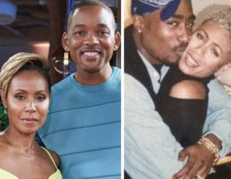 Will Smith revela ciúmes que sentia da relação entre Jada Pinkett e Tupac (Foto: Reprodução)