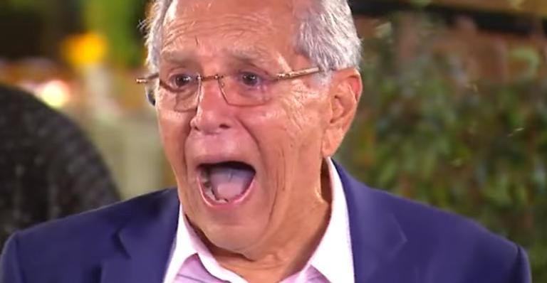 Carlos Alberto de Nóbrega gravará novos episódios do A Praça é Nossa (Foto: Reprodução/SBT)