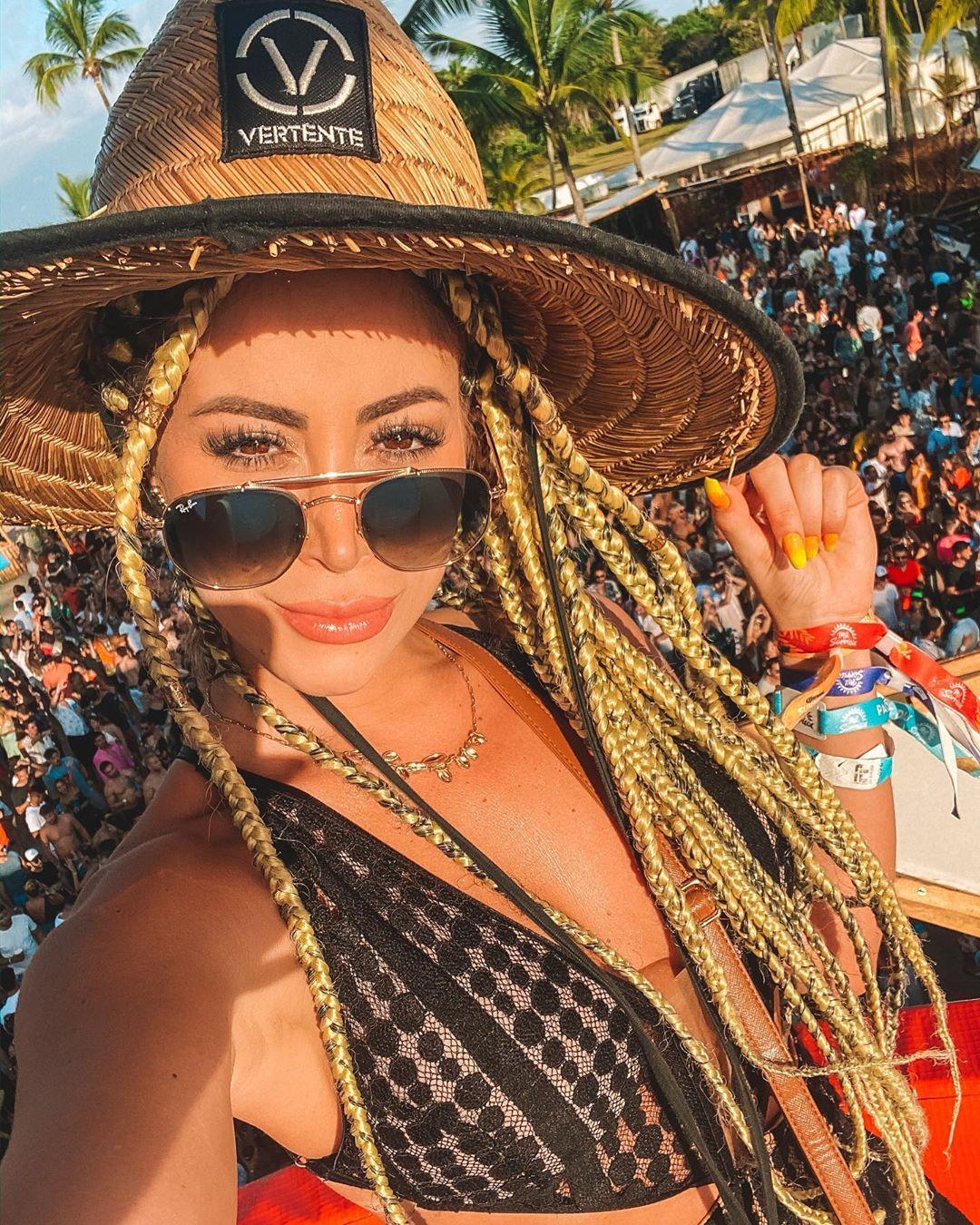 A ex-panicat Carol Narizinho (Foto: Reprodução/Instagram)