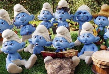 Globo vai exibir o filme Os Smurfs na Sessão da Tarde de hoje (Foto:Reprodução)