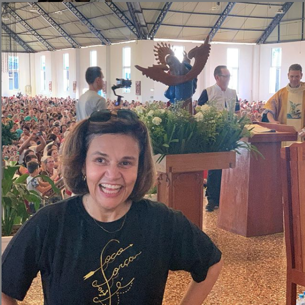 Claudia Rodrigues (Foto: Reprodução)