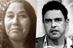 Cleo Loyola, ex de Luciano Camargo, voltou a atacar o filho e a expor Zezé Di Camargo (Foto reprodução)