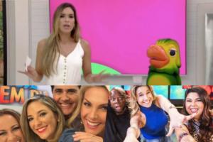 Audiência da TV mostra Mais Você sem Ana Maria, Hoje em Dia e Se Joga (Foto reprodução)