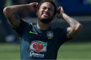 Neymar (Foto: Mauro Pimentel/ AFP)
