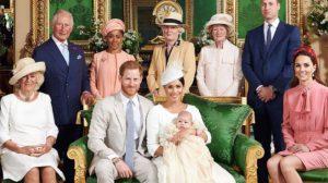Neto de Elizabeth II causa polêmica ao participar de campanha publicitária de leite (Foto: Reprodução)