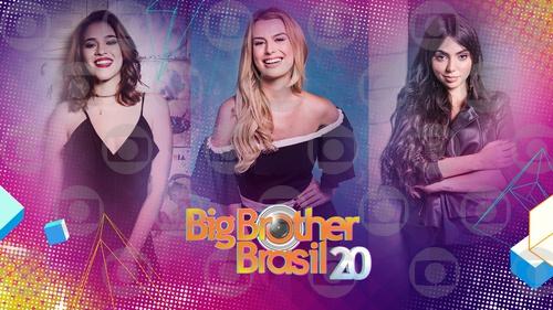 Ana Clara, Nyvi Stephan Ana Clara, Fernanda Keulla e Nyvi Stephan serão as repórteres do BBB20 (Foto: Divulgação/Globo)
