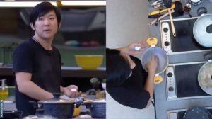 Pyong Lee tem truque descoberto (Foto: Reprodução)
