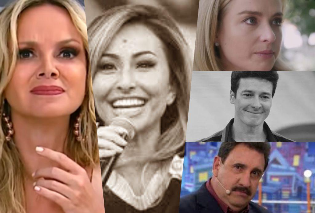 nda Eliana, Sabrina Sato, Ratinho, Faro e Angélica tiveram previsões feitas para 2020 por sensitiva (Foto reprodução)