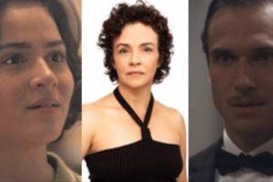 Em Éramos Seis, Zulmira entra na trama para destruir a relação de Isabel com Felício (Montagem: TV Foco)