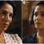 Lola e Isabel tem uma conversa que deixará a relação abalada em Éramos Seis