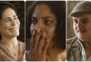 Shirley chega para acabar com o que era doce entre Afonso e Lola em Éramos Seis