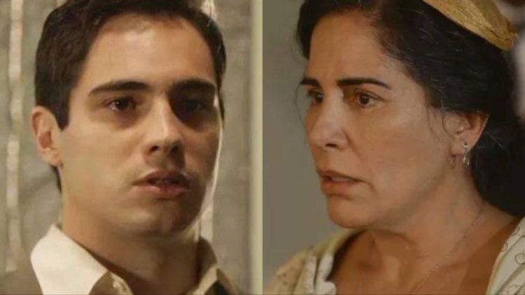 Éramos Seis, Carlos morre, mas deixará presente para Lola e a família (Montagem: TV Foco)