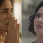 Isabel humilhará, sua mãe, Lola em em Éramos Seis da Globo (Montagem: TV Foco)