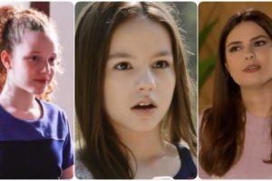 Ester, Filipa e Luisa são de As Aventuras de Poliana