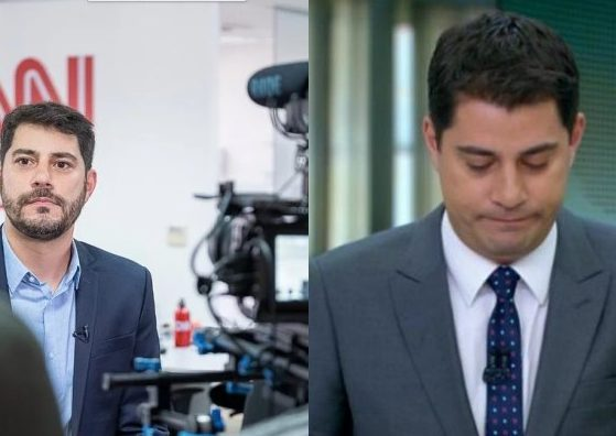 Evaristo Costa é contratado da CNN Brasil (Foto: Reprodução)
