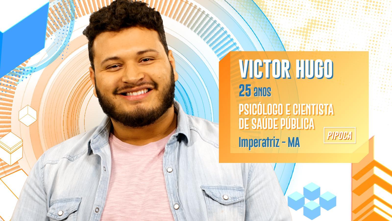 Victor BBB20 (Foto: Divulgação/ Globo)