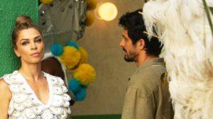 Casal de Bom Sucesso formado por Paloma e Marcos