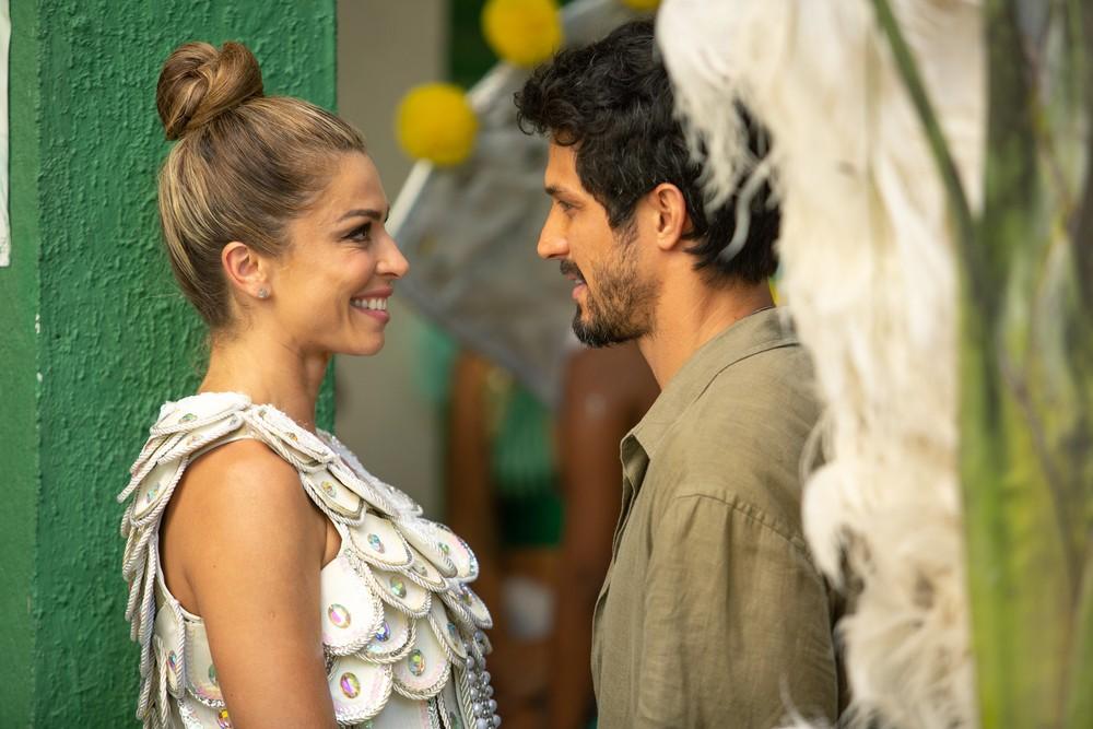 Paloma perdoa Marcos por ótima razão em Bom Sucesso