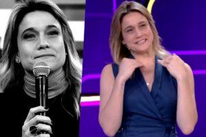 Fernanda Gentil é dada como certa para sair do Se Joga da Globo e atriz é chamada para assumir (Foto reprodução)
