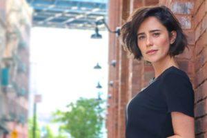 A atriz, Fernanda Vasconcellos Imagem Instagram)