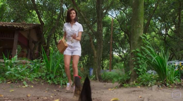 Filipa roubará a cena na nova novela Salve-se Quem Puder