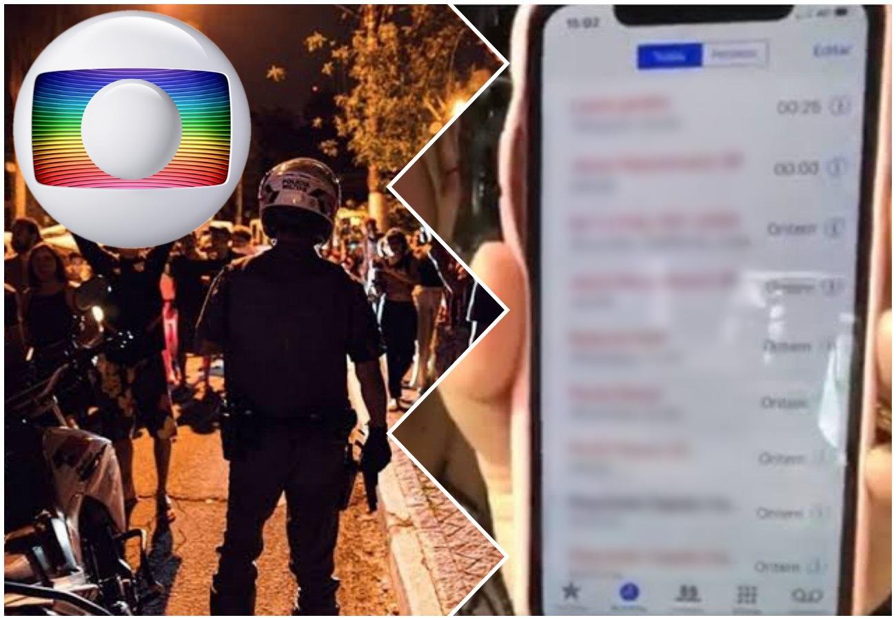 Jornalista da Globo vira vítima de hackers. Foto: Reprodução
