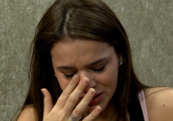 A atriz Bruna Marquezine se desesperou com sumiço - Foto: Reprodução