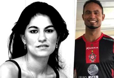 Eliza Samúdio, ex do goleiro Bruno, que foi morta por ele, surge em carta enviada do outro lado da vida (Foto montagem: TV Foco)