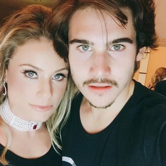 Nicolas Prattes e Giselle Prattes (Foto: Reprodução/Instagram)
