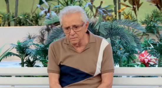 Carlos Alberto de Nóbrega (Foto: Reprodução/SBT)