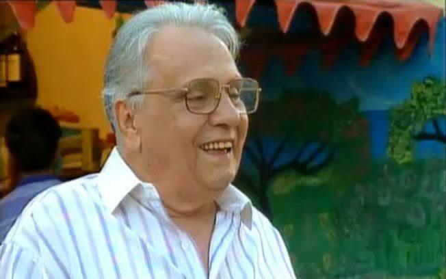 TV Foco: Ator Jorge Dória foi Lineu na primeira versão de A Grande Família (Foto: Reprodução)