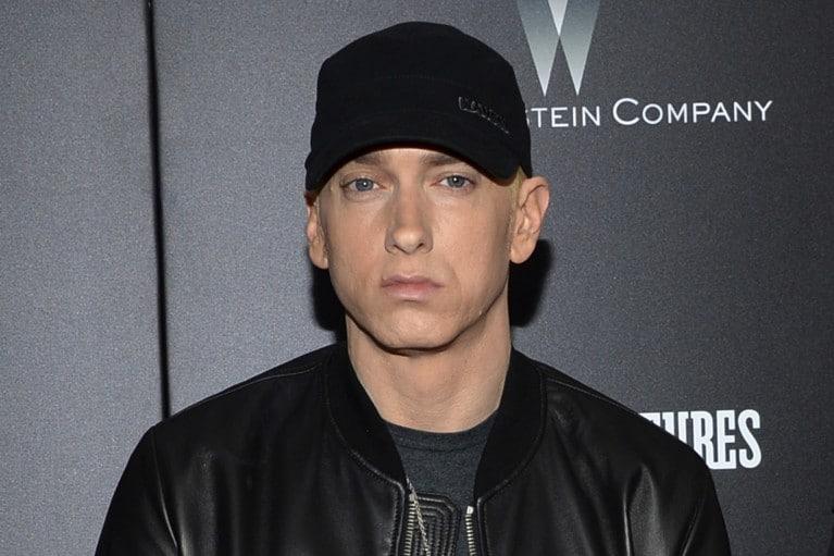 Eminem lançou novo álbum surpresa (Foto: Reprodução)