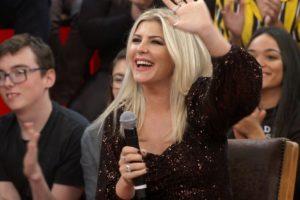 Íris Stefanelli alegou que participaria do BBB (Foto: Globo)
