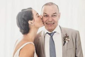 Rubens Valverde Isis Valverde posta texto emocionante sobre o pai que morreu (Foto: Reprodução)