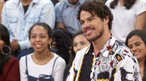 José Loreto trabalhou como segurança em Hollywood (Foto: Globo)