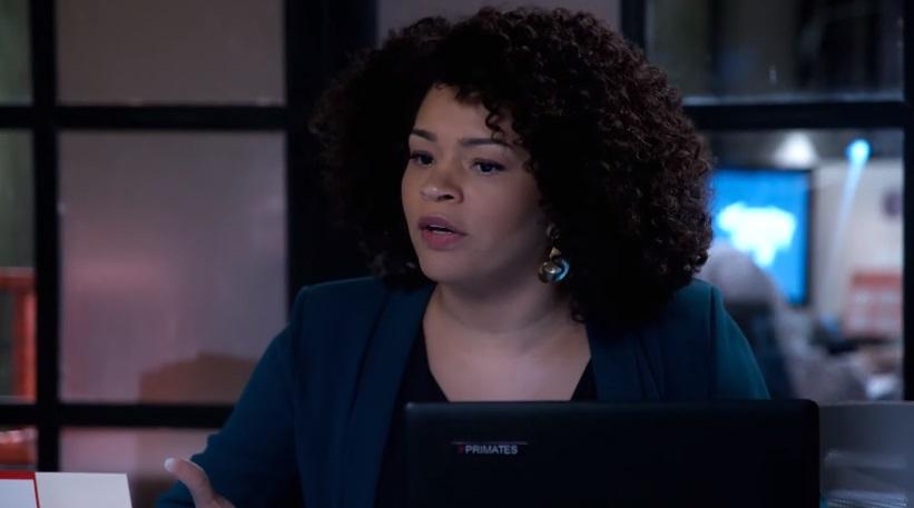 Juliana Alves em cena de Salve-se Quem Puder (Foto: Reprodução/Globo)