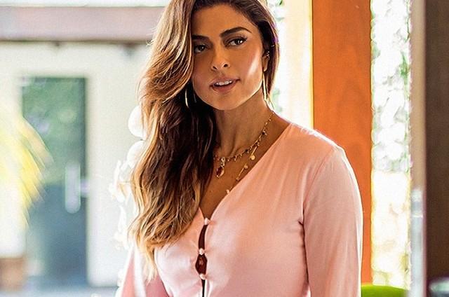 A atriz Juliana Paes surpreendeu com post sobre o goleiro Bruno (Foto: Reprodução)